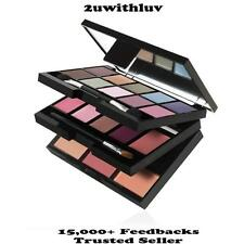 E.L.F. ELF STUDIO 22 PIECE ON THE GO PALETTE EYESHADOW MASCARA LIP GLOSS #85052
