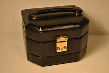 Auto Open Jewel Box Black