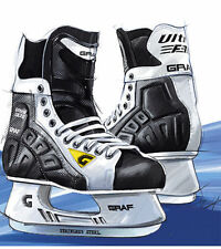 GRAF »Ultra F30« Ice Hockey Ice Skates Hockey Skates Junior Size UK 7