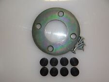 Chariot Banshee Clutch Basket Plate Cushions 8 mm Bolts 4130 plate