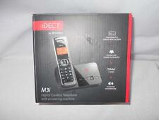 IDECT M3i DIGITAL CORDLESS TELEPHONE WITH ANSWERING MACHINE BRAND NEW