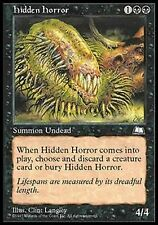 *MRM* FR 2x Horreur cachée (Hidden Horror) MTG Weatherlight