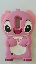 IT- PHONECASEONLINE SILICONE COVER STITCH PINK PARA LG K10