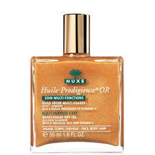 Nuxe HUILE PRODIGIEUSE OR Dry GOLDEN SHIMMER Oil Face/Body/Hair 50ml