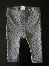 H&M Baby Girl Treggings, Size: 6-9 Months