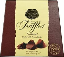 Chocmod Truffettes de France Natural Truffles 2.2 lbs, New, Free Shipping