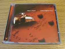 CD Album: Edgar Froese : The Ambient Highway Vol. 2 : Tangerine Dream