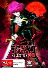 Tokko Collection (DVD, 2009, 3-Disc Set) - Region 4