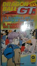 VHS - DE AGOSTINI/ DRAGON BALL GT - VOLUME 3 - EPISODI 2