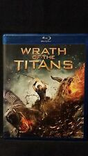Wrath of the Titans  (Blu-Ray) w/No Digital Copy (OPENED)