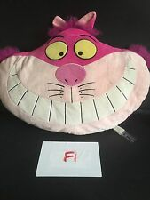 disney store Alice in wonderland cheshire cat cushion soft toy Soft Plush Pillow