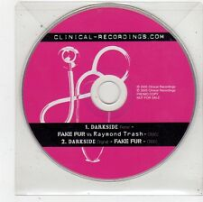 (FS982) Fake Fur, Darkside - 2005 DJ CD