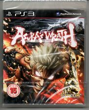 Asuras Wrath Asura's 'Nuevo y Sellado' * PS 3 *