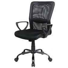 Modern Ergonomic Mesh Medium Back Executive Computer Desk Task Office Chair New