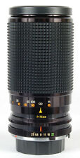 NEW MITAKON 75-150mm f/3.9 MINOLTA MC MOUNT MF ZOOM LENS! MANUAL FOCUS TELEPHOTO