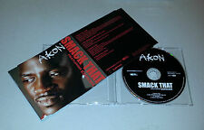 Maxi Single CD  Akon feat. Eminem - Smack That  2006  3.Tracks + Video MCD A 11
