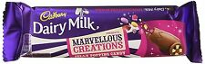Cadbury Dairy Milk Marvellous Creations Jelly Popping Candy Bar 47 g (Pack of 24