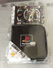 VINTAGE 1998# Bust A Groove Sony PlayStation 1 PSX PAL  COMBO PACK#NO CONSOLE