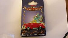 STARS 'n CARS SERIES #9 MIKE SULLEY (Monster inc) LE Disney PARIS DLRP 2010 PIN