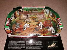 STAR WARS GALACTIC HEROES ENDOR ATTACK FEATURING ATTACK GLIDER