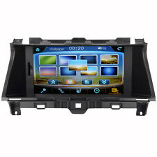 "8""A2DP Bluetooth Auto GPS Navigation Headunit Stereo for Honda Accord 2008-2012"