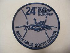 NOS VINTAGE 114th FIGHTER WING SIOUX FALLS AIR GUARD U.S. MILITARY PATCH