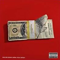 MEEK MILL - DREAMS WORTH MORE THAN MONEY (CD) Sealed