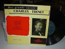 33 TOURS (25cm) / LP--CHARLES TRENET--MES GRANDS SUCCES