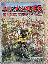 Warhammer Historical WAB Alexander the Great Army Book (near mint)
