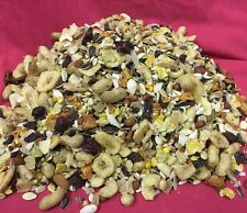 Parrot Food 2KG Premium Elite High Fruit Nut Mix cockatiel parakeet lovebird