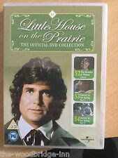 LITTLE HOUSE ON THE PRAIRIE NO 18 JOURNEY IN THE SPRING PART 1 & 2 NEW DVD B9