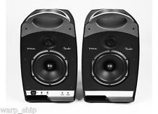 Fender Passport 150W Portable Studio Monitors Speakers w/ Focal Driver