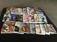 HUGE LOT OF 27 MANGA BOOKS