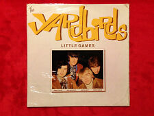 "Yardbirds ""Little Games""Vinyl-LP 1985-1ST Edit Fame FA-41-3124-1 rock 33rpm U.K."