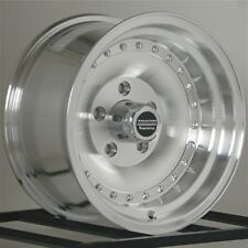 "15 inch Wheels Rims Jeep Wrangler Ford Ranger Five Lug 15x7"" ARE Outlaw I AR61"