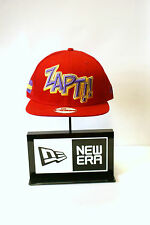 New Era Hero 9FIFTY Marvel and DC Cap ZAPT Red Size S/M Snapback Baseball Cap