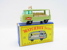 "LOT 33340 | Matchbox 21 C Commer Bottle Float Milchwagen neuwertig in ""D""-Box"