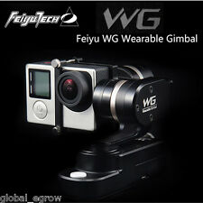 Feiyu Tech FY-WG 3-Axis Wearable Gimbal Stabilizer for Gopro 4 3+ 3 Xiaoyi AEE