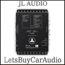 JL AUDIO FIX-86 OEM ADD ON DSP, AUTO TIME CORRECTION, DIGITAL EQ, OPTICAL OUT