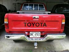 TOYOTA TAILGATE DECAL CHOOSE COLOR TACOMA T-100 TUNDRA PICKUP PICK-UP TRUCK 4X4