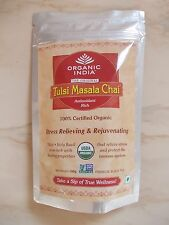 100g 3.5 oz Organic India Tulsi Masala Chai Tea
