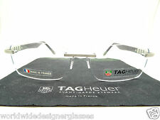 Tag Heuer Legend Acetate Rimless 9341 Eyeglasses.Spectacles,Frames,glasses