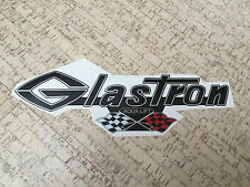 "Glastron decal (small) with grand prix flags - width 5,63"" (14,30 cm)"