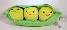 "18"" Three 3 Peas In Pod Plush Stuffed Figure Disney Store Patch Pixar Toy Story"