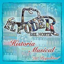 El Poder Del Norte Historia Musical CD ***NEW***