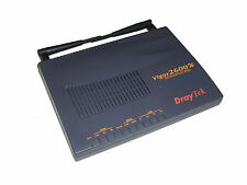 DrayTek Vigor 2600W ADSL Router Wireless LAN ISDN                 *50