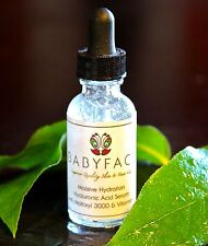 Babyface MASSIVE HYDRATION HYALURONIC ACID SERUM - Wrinkle Anti Aging Firming