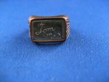 Tom Mix Signature Ring