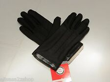 Womens Ladies ISOTONER signature thermaflex lining dress smartouch gloves M/L