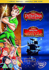 Peter Pan/Peter Pan: Return to Never LanD DVD BOXSET DISNEY
